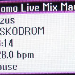 G zus - Promo Live Mix May 2011