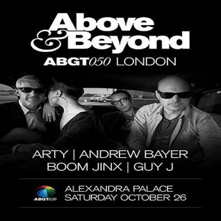 Arty - Live At ABGT 050, Alexandra Palace (London) - 26-Oct-2013