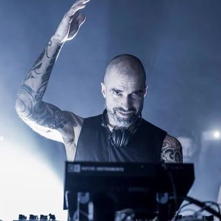 Chris Liebing @ Time Warp - Mannheim, Germany - 06.04.2015.