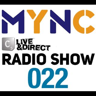 MYNC presents Cr2 Records Radio Show 022 [19/08/11]