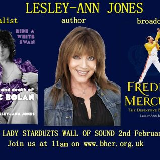 Lady Starduzts Wall of Sound 2nd Feb 2013 with special guest Lesley-Ann Jones