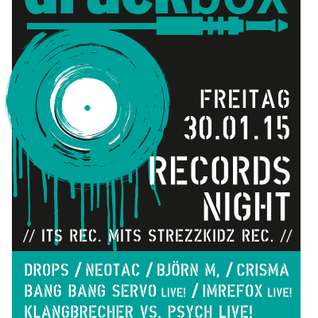 DJ Drops @ Druckbox Leipzig 30.01.2015