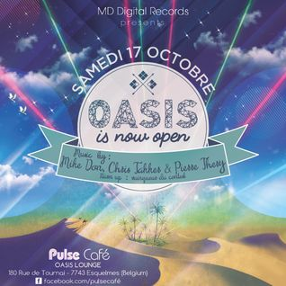 Aurelien Stireg - Oasis Lounge contest Samedi 17 Octobre