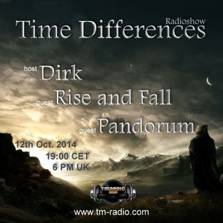 Pandorum - Guest Mix - Time Differences 144 [12th Oct. 2014] on Tm-Radio