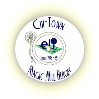 vDJeli Chi-Town ~ Ch1 C1ty ~ Magic Mile Heroes - 2009 Old School Rap Mix 3Li
