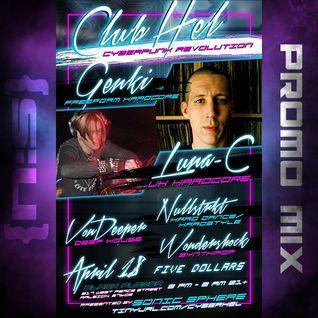Club Hel: Cyberpunk Revolution Promo Mix