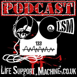 Mafia Kiss - Life Support Machine Podcast #14