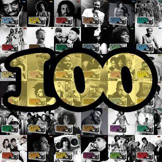 GHETTOBLASTERSHOW #100 (june 02/12)