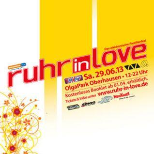 Subchain & Zari @ Ruhr in Love 2013
