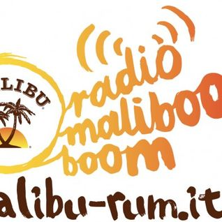 Waxlife and Jolly Mare at Radio Maliboom Boom Italy - http://malibu-rum.it