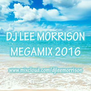 DJ Lee Morrison - Megamix 2016