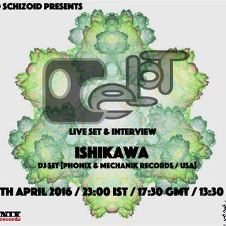 Ocelot - Live Set - Radio Schizoid - April 2016
