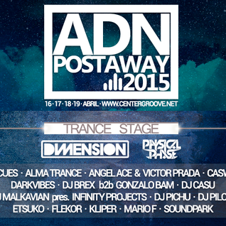 Physical Phase - ADN Postaway 2015 Special Set 17.04.2015