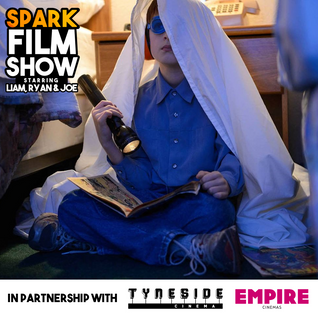 SPARK FILM SHOW 40: 8th April 2016