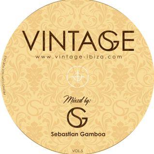 Vintage Ibiza by Sebastian Gamboa Vol. 5
