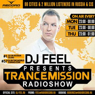 DJ Feel - TranceMission (18-06-2012)