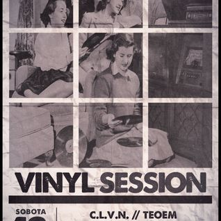 VINYL SESSION promo mix part 1