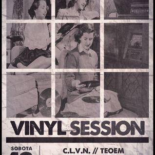 VINYL SESSION promo mix part 1