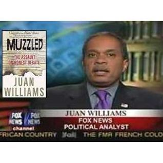 Juan Williams of Fox News and C.L. Bryant