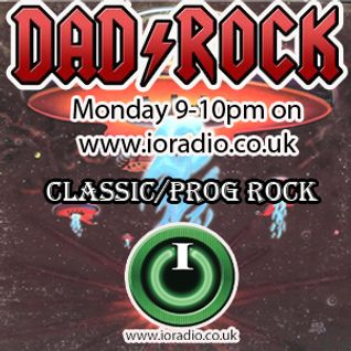Dadrock with Ben Jones and Ed Barnes on IO Radio 250416