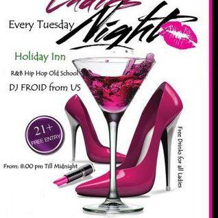 Ladies Night, Holiday Inn Abu Dhabi 29-01-13 (Hour 2)