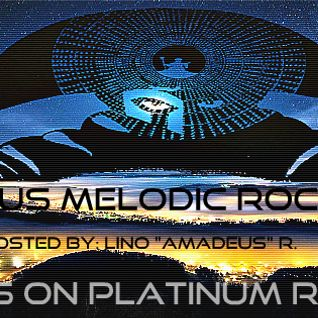 AmadeuS Melodic Rock Show #61 - Sept. 3rd 2016