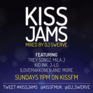 KISS JAMS MIXED BY DJ SWERVE 21DEC14