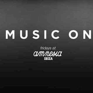 Amnesia Ibiza presents Music On 14.07.12 (part 1)