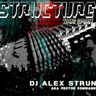 Dj Alex Strunz @ STRUCTURE DJ SET Promo - 19-09-2014