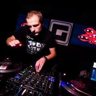Red1 - Tavo Teritorija Drum'n'Bass @ LRT Opus (2012 11 23)