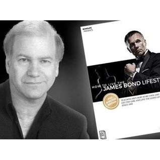 """Director\Author Paul Kyriazi of """"The James Bond Lifestyle Seminar"""" visits"""