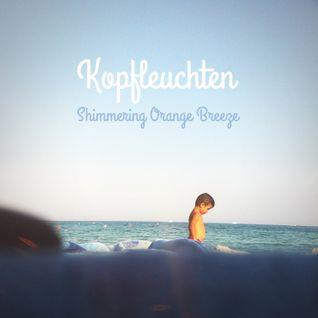 Kopfleuchten - Shimmering Orange Breeze