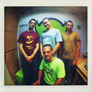 Gatves Lyga 2012 08 08 Vilniaus parkour'ininkai