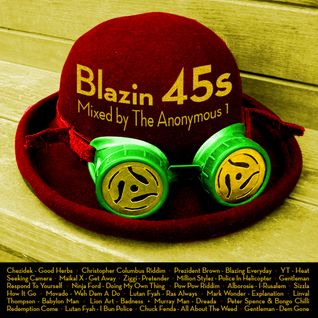 Blazin 45s
