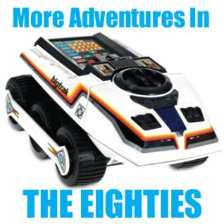 More Adventures in The Eighties