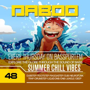 BASS TREK 48 with DJ Daboo on bassport.FM