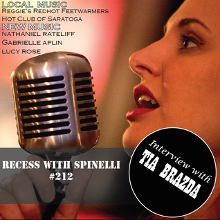 RECESS with SPINELLI #212, Tia Brazda