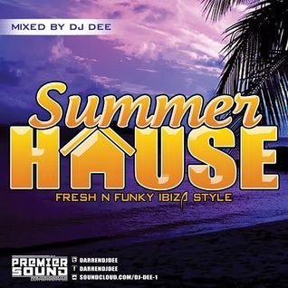 SummerHouse Vol 3 Ibiza Mix