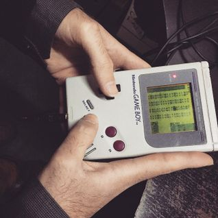 Werto e il suo Game-Boy live su Radio Lab