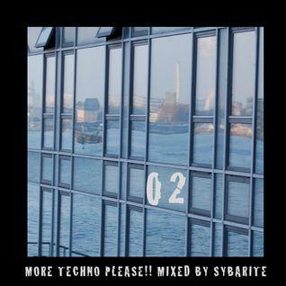 Sybarite - More Techno, Please !! part 02