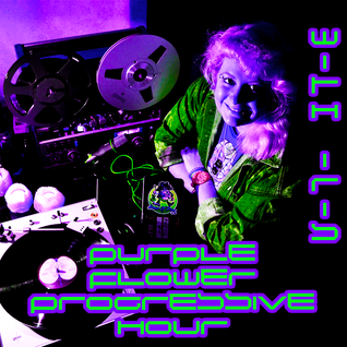 Interviews with Silhouette & Jem Godfrey (Frost*) on Purple Flower Progressive Hour!