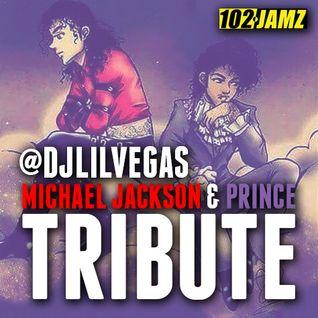 [#Prince & #MichaelJackson Mix] Friday Apr 22, 2016