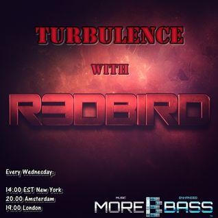 R3DBIRD - Turbulence 26 on Morebass