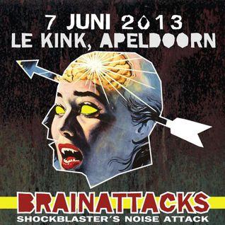 Badazz Warraw@Brainattacks 07.06.2013 (First Time in Netherland)