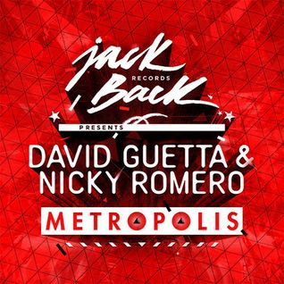 We Are Your Metropolis - David Guetta ft Nicky Romero vs Justice (Emi Dc Bootleg)