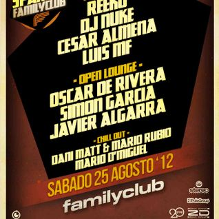 Nuke @ Podcsat to FamilyClub(Techno4everFest [Tudela])