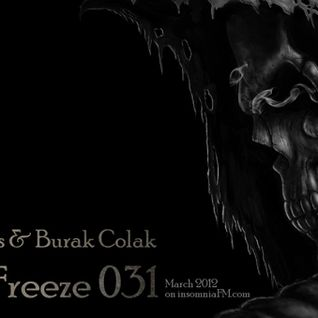 cem ermis & burak colak - deep freeze 031 on insomniFM at March 2012