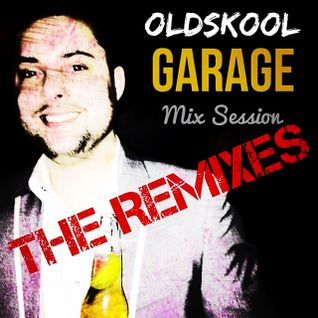 DJ ASMATIC - Oldskool Garage THE REMIXES Mix Session (11.08.2014)