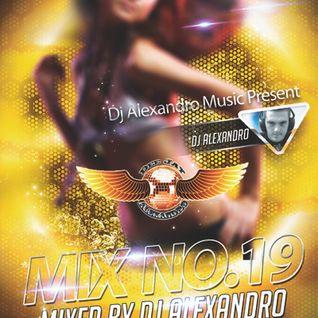 Mix No. 19 (Mart 2013) mixed by Dj Alexandro
