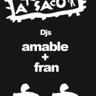 A SACO 90's PARTY (DEPOSITO LEGAL / LENNON'S  30-11-'12 L'H)